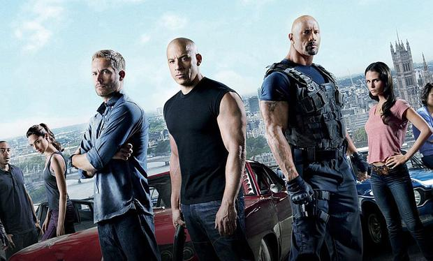 'Fast and Furious 6' grossed US $ 238 million in the United States (Photo: Universal Pictures)