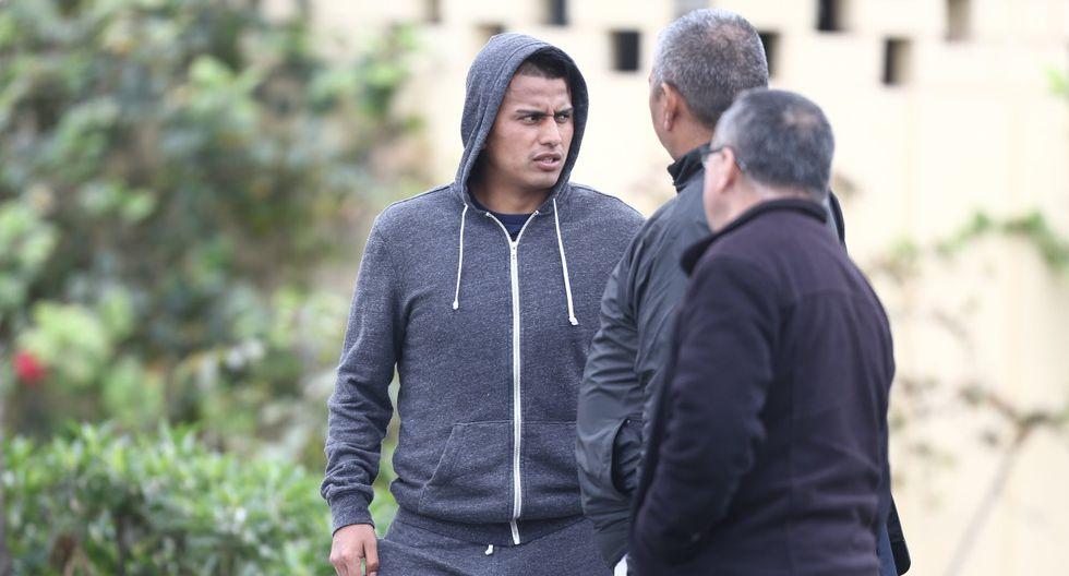 Diego Chávez aún no ha jugado con Universitario de Deporters esta temporada. (Foto: GEC)