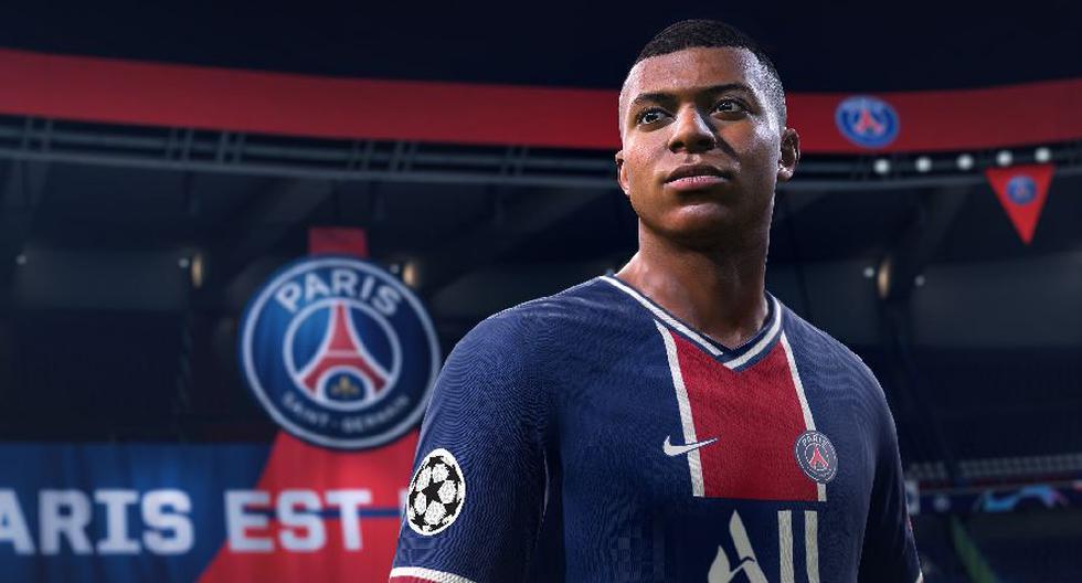 Los jugadores con cinco estrellas en FIFA 21 (EA Sports)