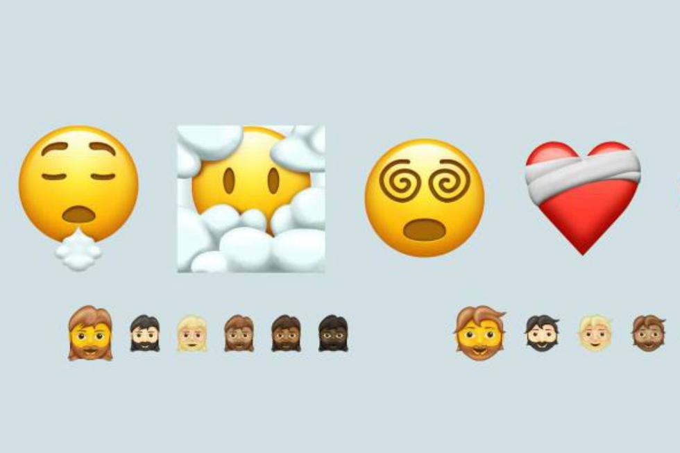 Estos son los 217 nuevos emojis que estarán disponibles en WhatsApp desde el 2021. (Foto: Emojipedia)