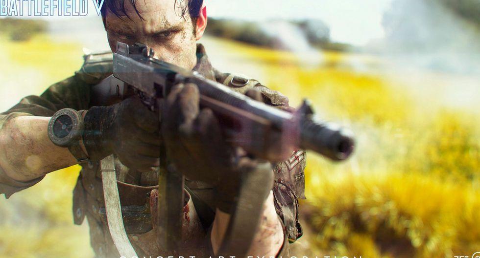 Battlefield V (Foto: Battlefield)