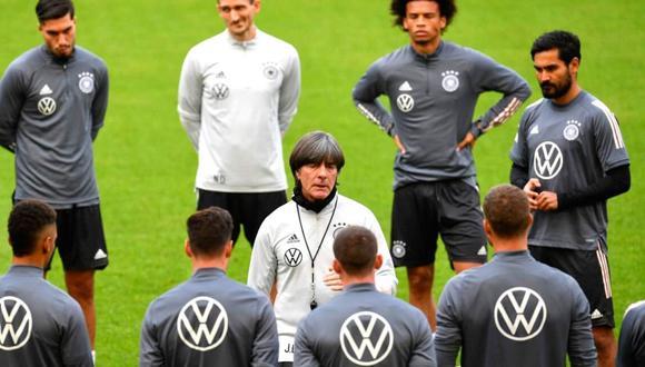Joachim Löw se despedirá de la selección de Alemania al final de la Eurocopa. (Foto: AFP)