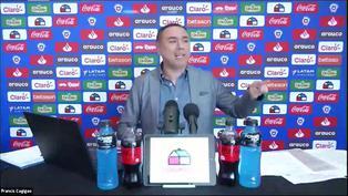 La selección chilena buscará jugadores en todo el mundo