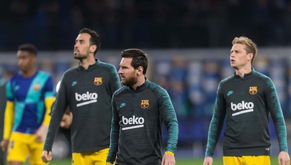 Barcelona ganó LaLiga por última vez en 2019. (Getty)