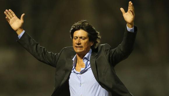 Cristal vs. Vallejo: ¿qué fue lo que dijo Ángel Comizzo durante el partido?