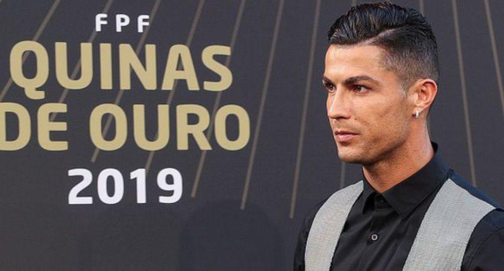 Cristiano Ronaldo juega su segunda temporada en Italia con la Juventus. (Getty)