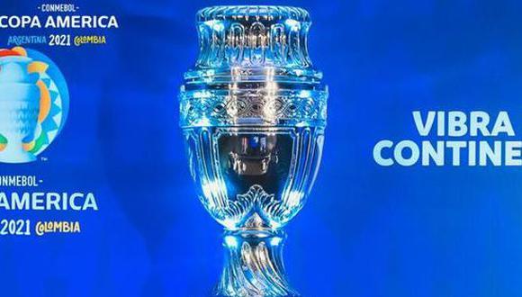 Brasil será la nueva sede de la Copa América 2021. (Foto: Conmebol)