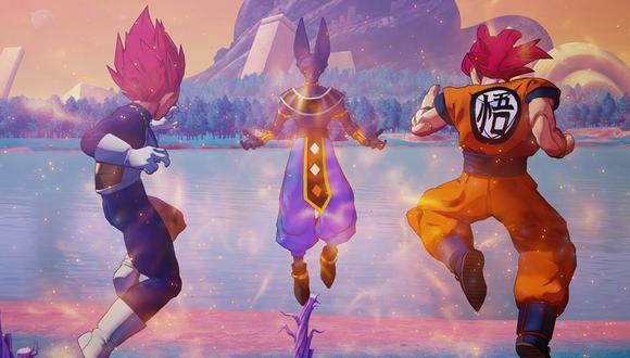 """""""Dragon Ball Z: Kakarot"""": Beerus llegará en el primer DLC (descargable) (Foto: Bandai Namco)"""