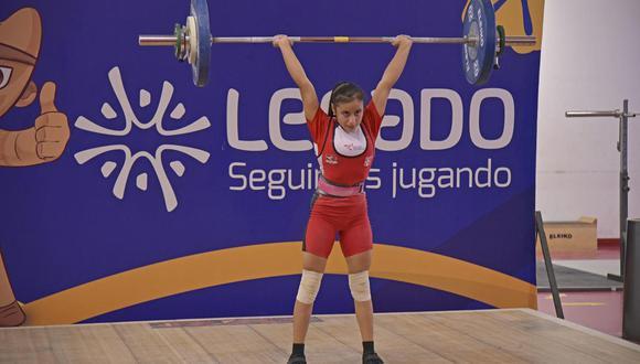 Katerin Olivera y Zayuri Sullca obtuvieron medallas en el primer día del torneo. (Foto: Legado)
