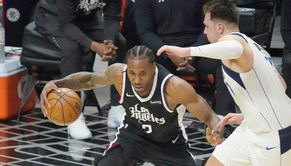 A qué hora Clippers vs. Mavericks juegan por Game 2 de la primera ronda de los NBA Playoffs. (NBA)