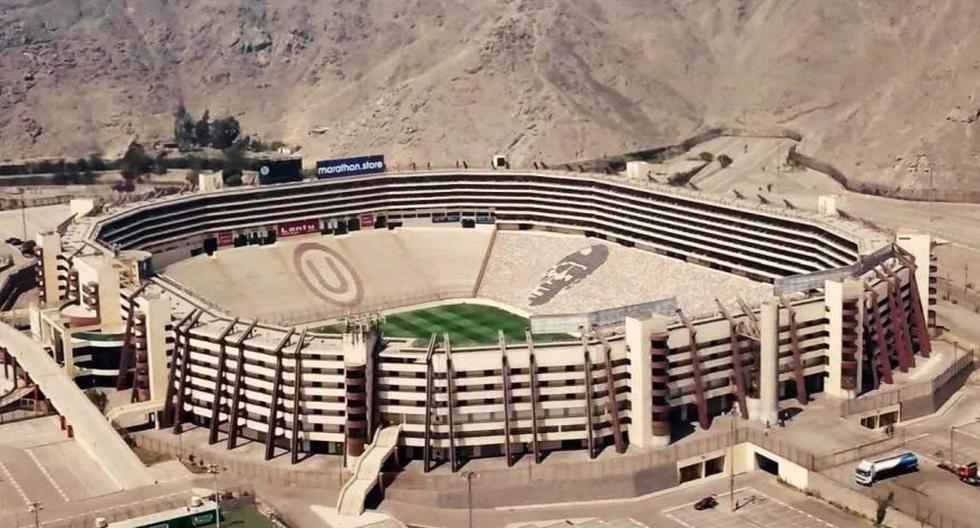 El estadio Monumental aparece entre los estadios más grandes del mundo. (Foto: AFP)