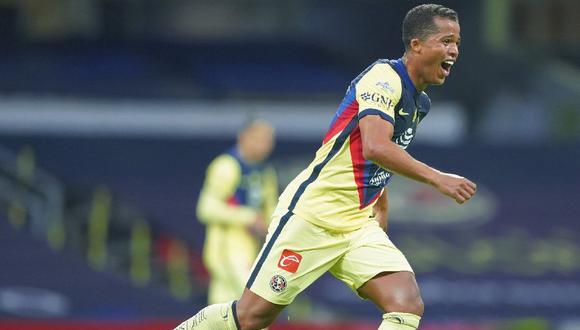 Gio Dos Santos anotó el único gol del partido. (Foto: América)