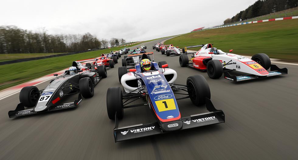 "Matías Zagazeta tras subcampeonato en la Fórmula 4 Británica: ""He dejado todo por mi país"""