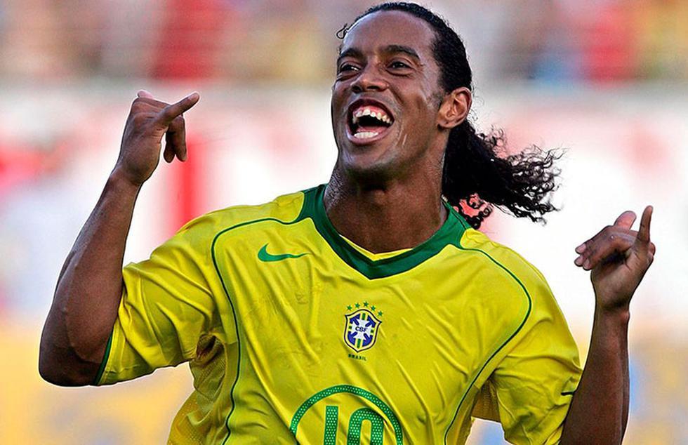 El XI ideal de los jugadores que compartieron vestuario con Ronaldinho.