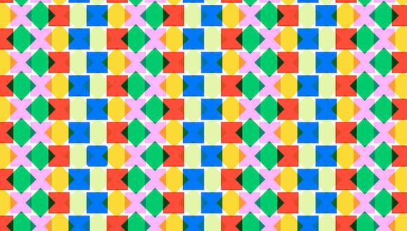 Tu misión, si decides aceptarla, es encontrar los cuadrados con puntas redondeadas en la imagen. (Foto: Noticieros Televisa)