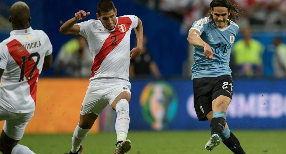 Perú vs. Chile |