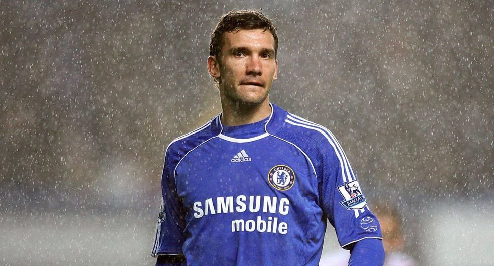 Andriy Shevchenko - Chelsea.