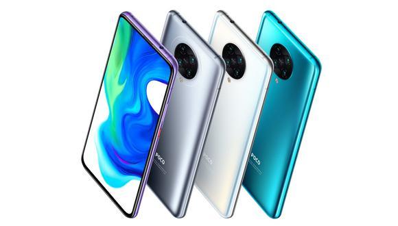 ¿Cuánto costará? Xiaomi lanza el Poco F2 Pro, el dispositivo con cuatro cámaras y más batería. (Foto: Xiaomi)
