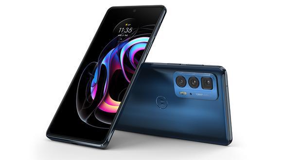 Conoce todos los detalles de los nuevos Motorola Edge 20 Pro y Motorola Edge 20 Lite. (Foto: Motorola)