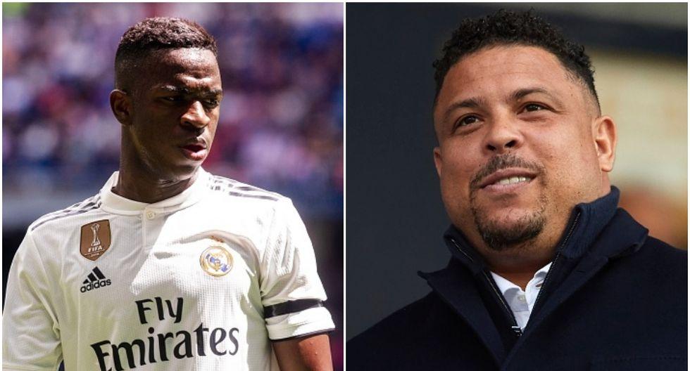 Vinicius tiene contrato en Real Madrid hasta mediados de 2025. (Foto: Getty Images)