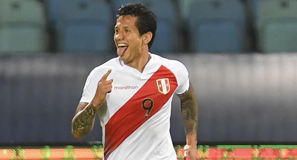 Entre los 'bravos': Lapadula fue destacado como el jugador de Perú que más brilló en la Copa América