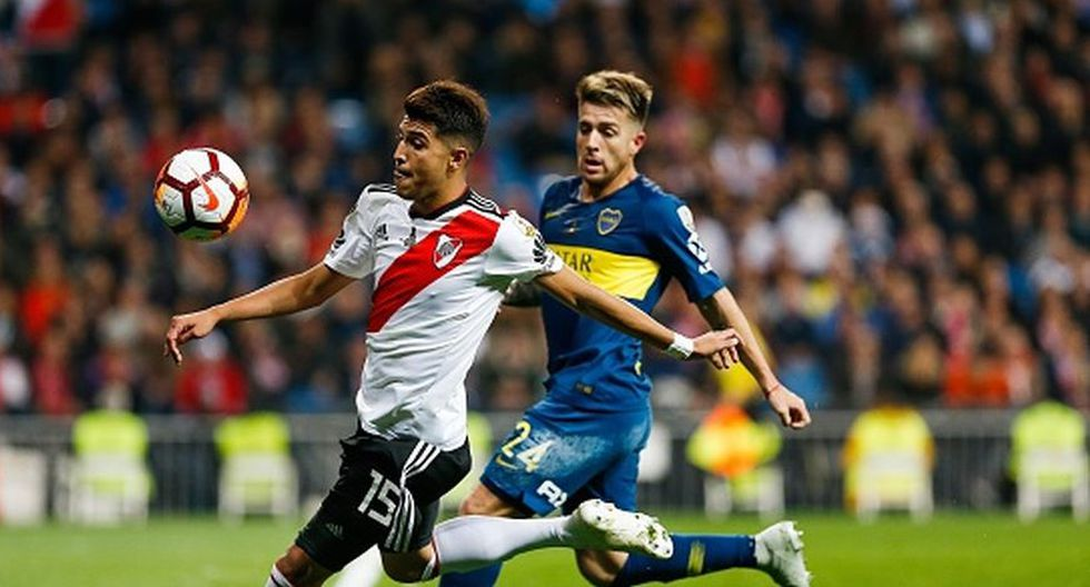 ¡Se paraliza Argentina! River Plate vs. Boca Juniors EN VIVO desde el Monumental por la Superliga. (Getty)