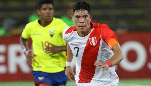 Yuriel Celi será nuevo jugador de Racing Club. (Foto: GEC)