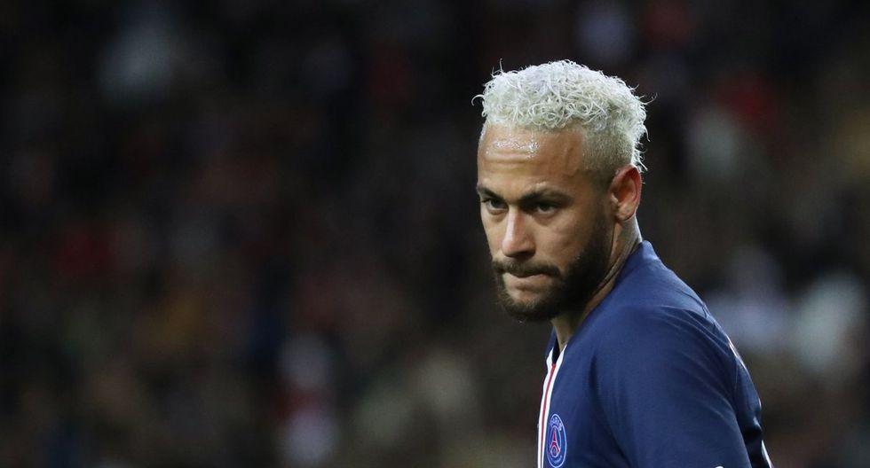 Neymar y PSG podrían llegar a un acuerdo para renovar el contrato del jugador. (Foto: AFP)