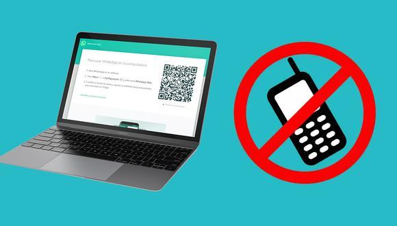 ¿Quieres usar WhatsApp Web sin necesidad de tu teléfono cerca? Usa este sencillo truco. (Foto: MAG)