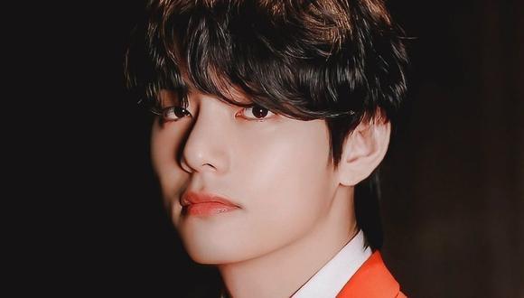 """Taehyung o """"V"""" ganó como el rostro más bello del mundo y del K-Pop. (Foto: Instagram / @taehyung.bighitentertainment)"""