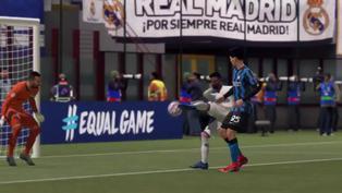 FIFA 21: Usuario recrea el gol de Rodrygo al Inter de Milán en el popular videojuego