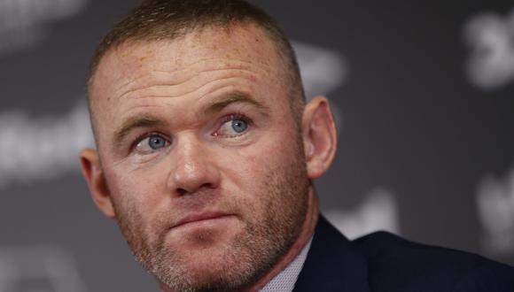 Wayne Rooney es futbolista del Derby Country. (Agencias)