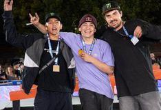 ¡Dejando el Perú en alto! Ángelo Caro ganó torneo de skate en Madrid