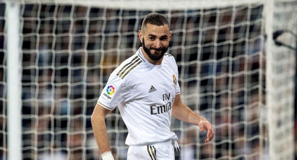 Karim Benzema | Real Madrid | Goles: 13. (Foto: Agencias)