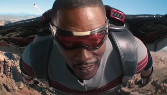 Anthony Mackie responde sobre la aparición de Capitán América en Black Panther 2. (Foto: Marvel/ Disney+)