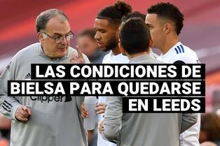 Marcelo Bielsa: salario y condiciones para quedarse al mando del Leeds United