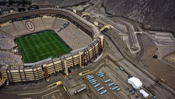 Estadio Monumental, del club Universitario de Deportes. (Foto: Daniel Apuy   GEC)
