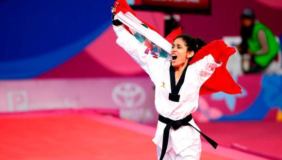 Angélica Espinoza conquistó la medalla de oro en los Juegos Paralímpicos Tokio 2020. (Foto: IPD)