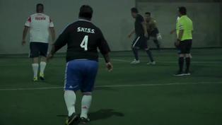 Crean en México un torneo de fútbol para personas con sobrepeso