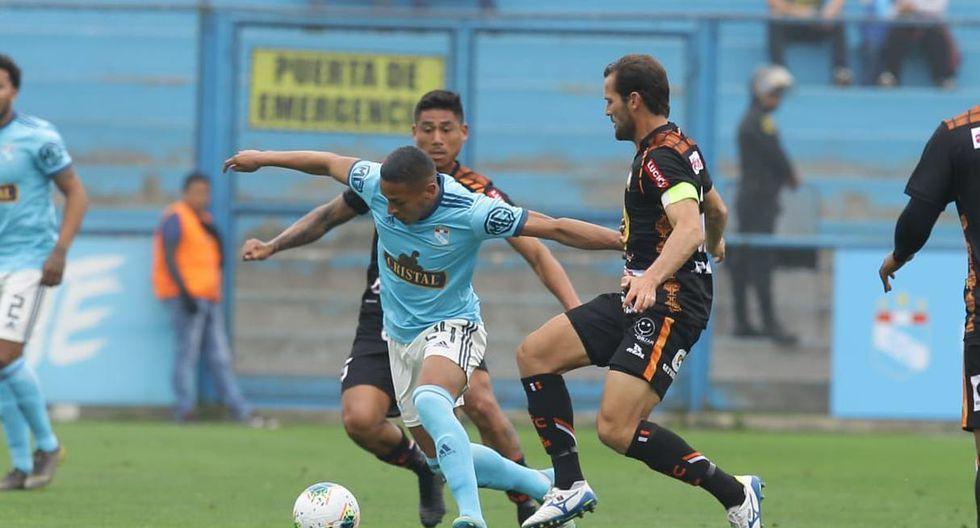 Sporting Cristal vs. Ayacucho FC EN VIVO EN DIRECTO ONLINE por la Fecha 8 del Torneo Clausura. (Fotos: Jesús Saucedo/GEC)