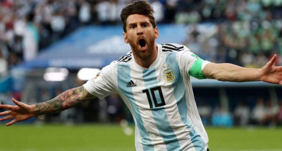 Lionel Messi 160,00 Mill. € - Argentina (Foto: Agencias)