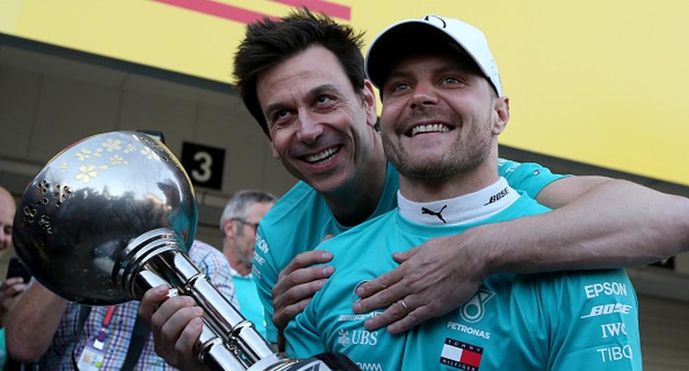 Valtteri Bottas logró su tercer triunfo de la temporada. (Foto: Getty Images)