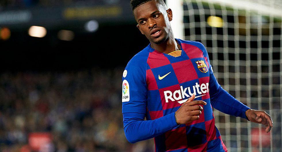Nelson Semedo juega como lateral derecho en el Barcelona de LaLiga española. (Foto: Getty Images)