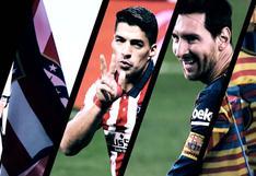 La Liga: Vive la previa del duelo entre Barcelona frente Atlético de Madrid