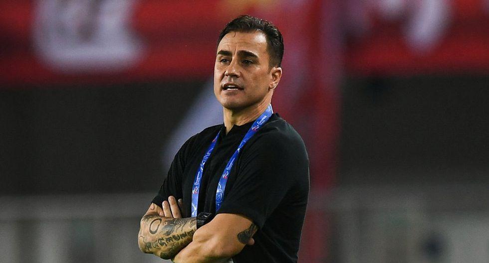 8 - Fabio Cannavaro - Guangzhou Evergrande - 14 millones de euros. (Foto: AFP)