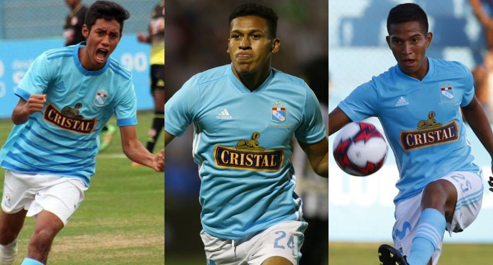 Sporting Cristal | Los jugadores con los que se reencontrará Barreto. (Foto: GEC / Agencias)