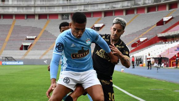 Sporting Cristal enfrentó a Universitario por la Liga 1 | Foto: Liga 1