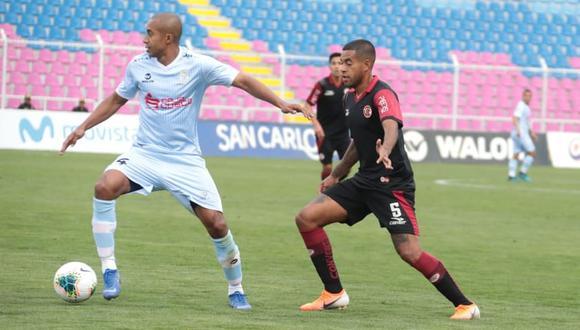 Real Garcilaso empató 0-0 con UTC. (Foto: Liga 1)