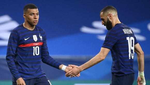Francia perdió en penales ante Suiza por octavos de final de la Eurocopa 2021. (Foto: @ EURO2020)
