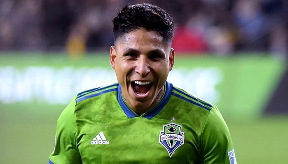 El exjugador de Universitario de Deportes anotó un doblete en el último duelo que disputó en la MLS.